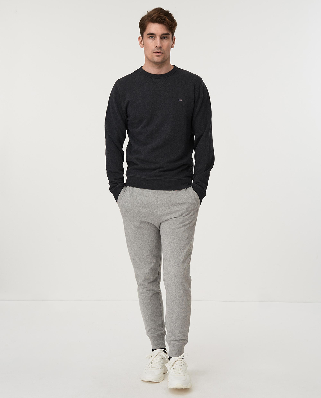 Mateo Sweatshirt, Dark Gray Melange