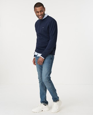 Mateo Sweatshirt, Dark Blue