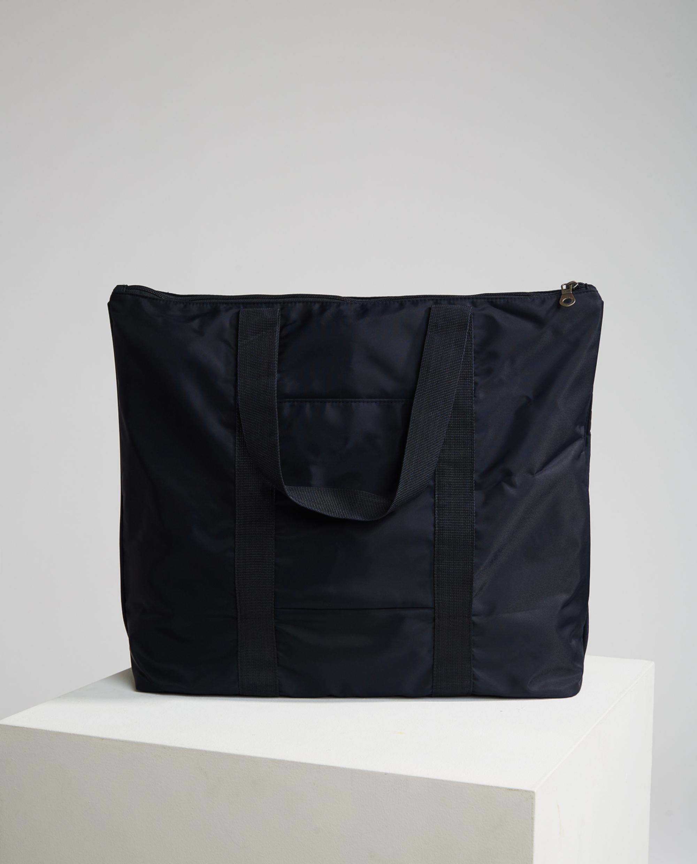 Claremont Tote Bag, Blue