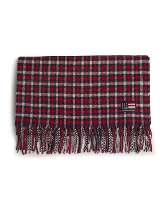 Massachusetts Scarf, Multi Check
