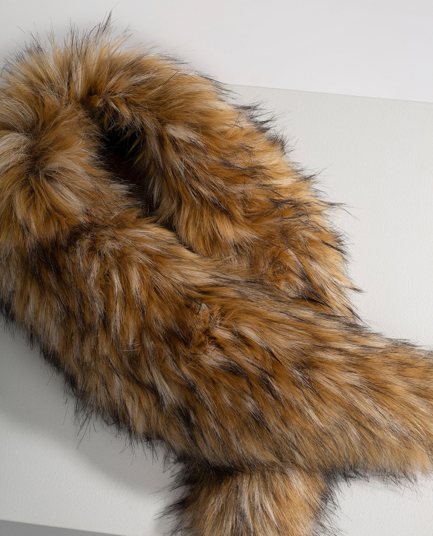 Florence Fake Fur Collar