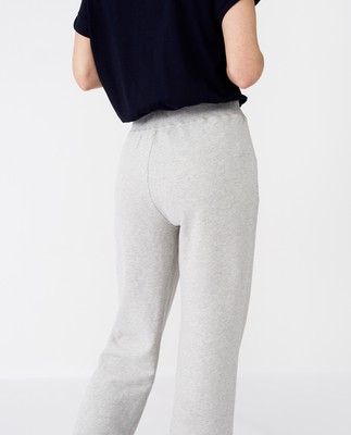 Jenna Pants, Grey Melange