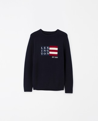 Dylan Sweater, Dark Blue