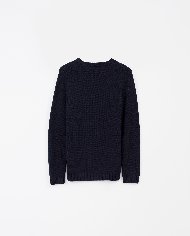 Dylan Sweater, Dark Blue