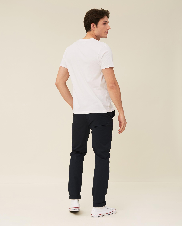 Justin Tee, White