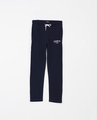 Brandon Jersey Pants, Dark Blue