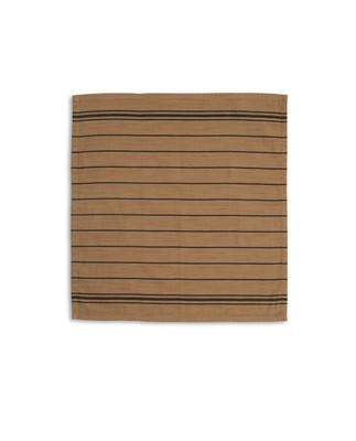 Striped Napkin, Beige