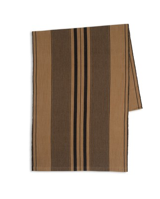 Fall Striped Runner, Beige