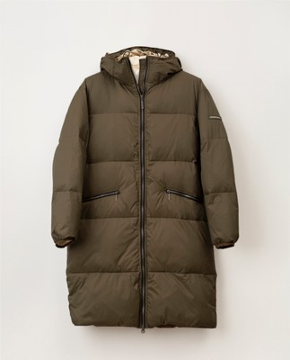 Nora Down Parka, Green