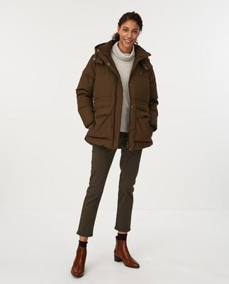 Emma Down Jacket, Green