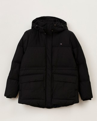 Emma Down Jacket, Black