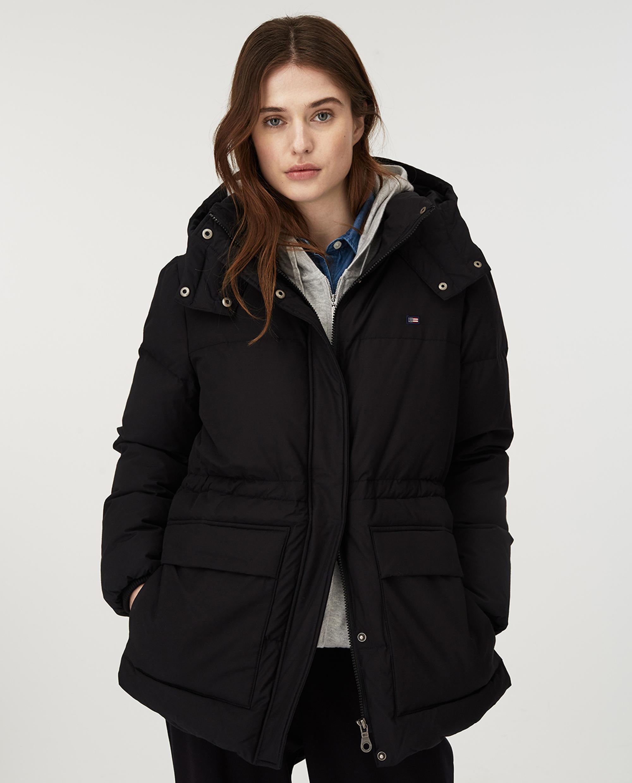 Emma Down Jacket, Black