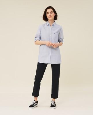 Isa Organic Cotton Oxford Shirt
