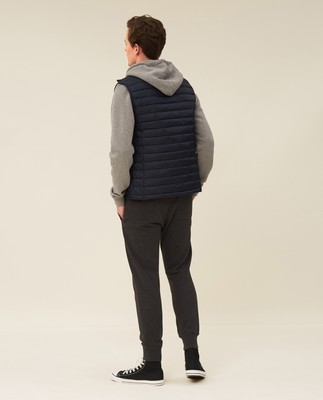 Elmo Vest, Dark Blue