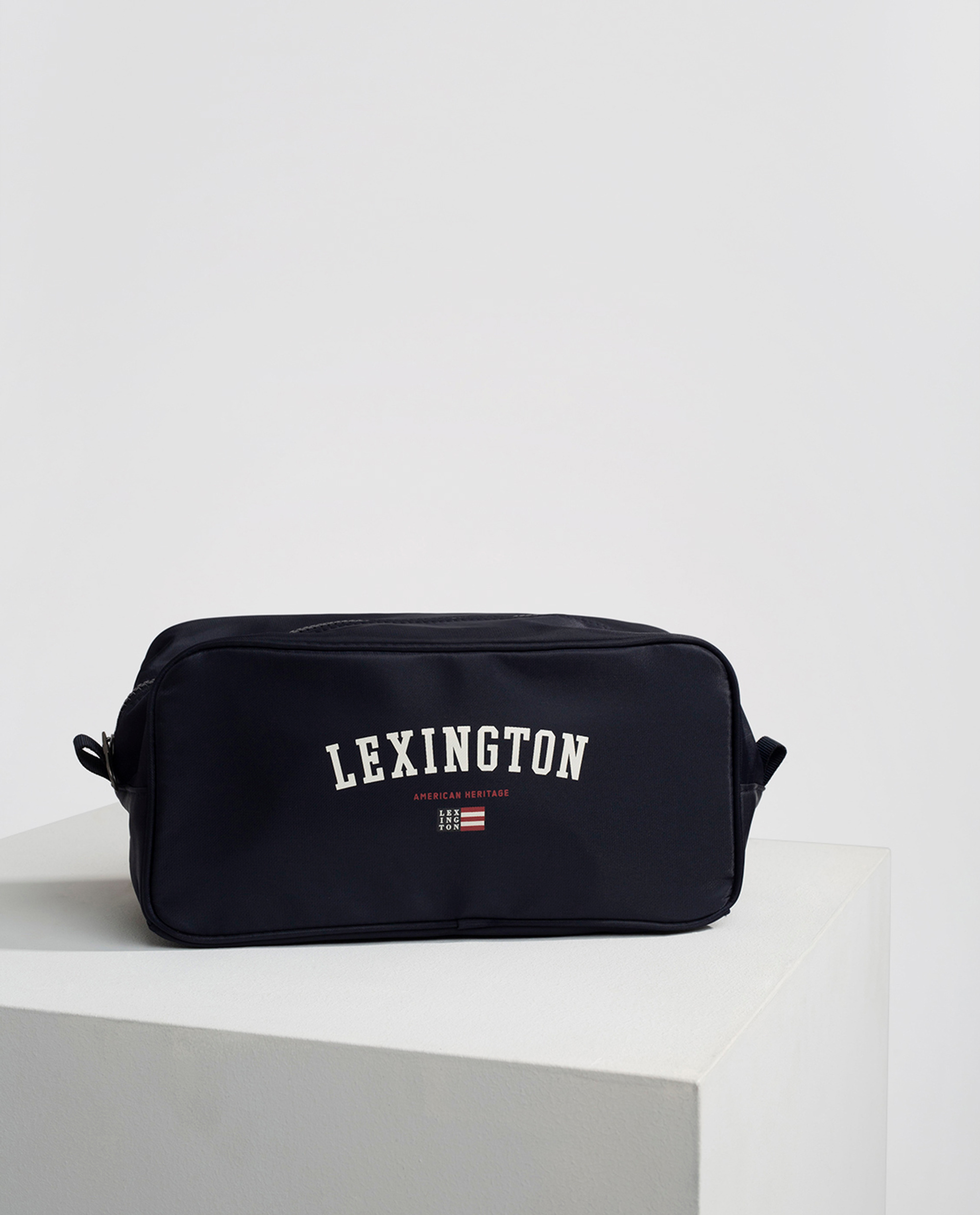 Princeton Toilet Bag, Blue