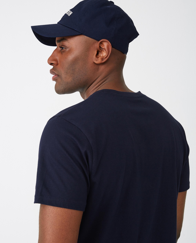 Houston Cap, Dark Blue