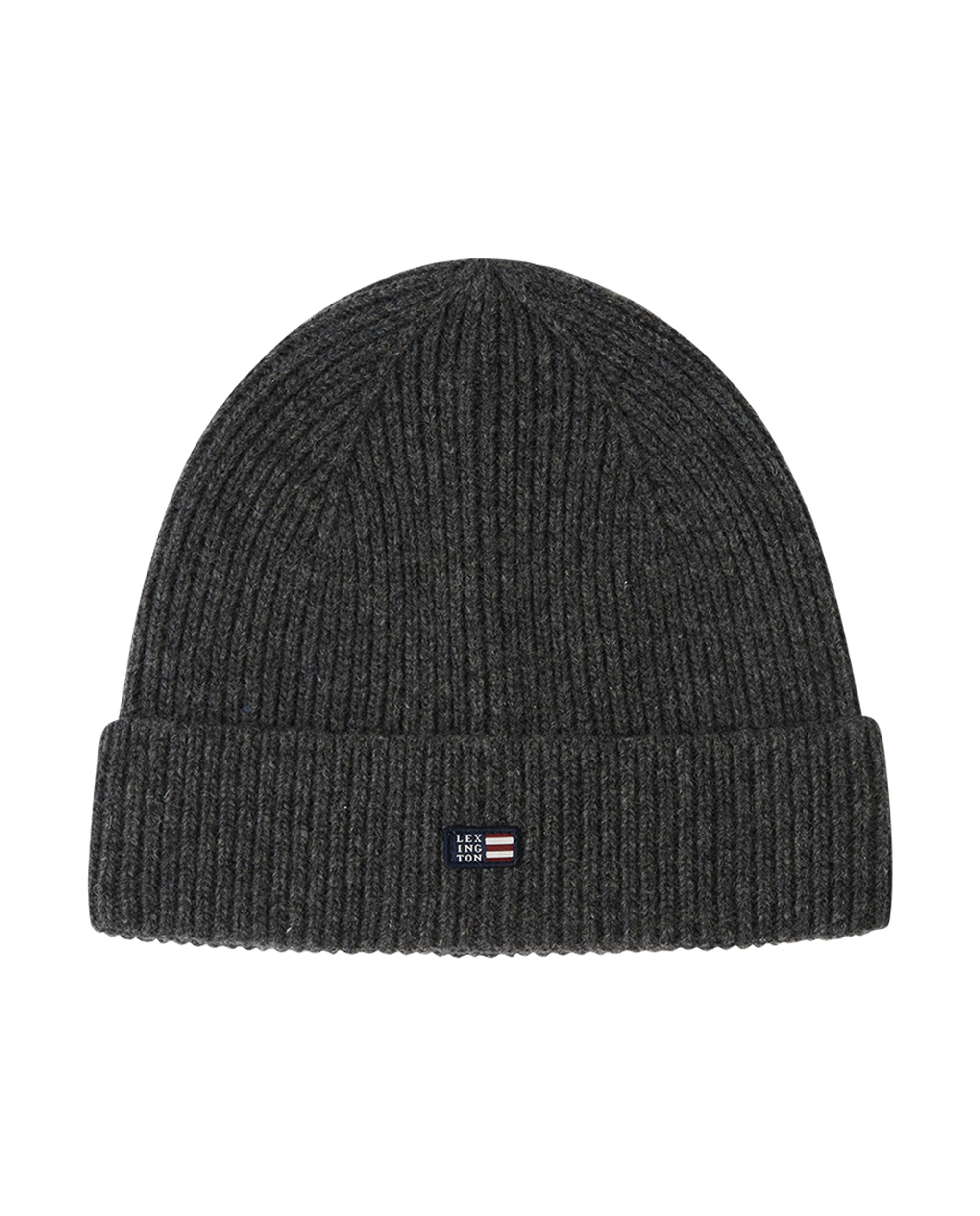Stockton Wool Beanie, Gray Melange