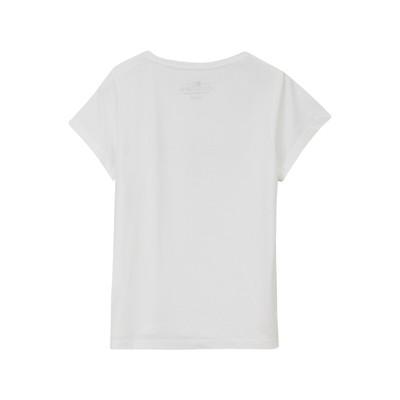 Women´s Organic Cotton Pajama Set, Blue/White