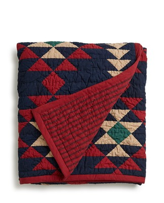 Holiday Quilt Bedspread, Multi