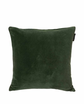 Holiday Velvet Sham, Green