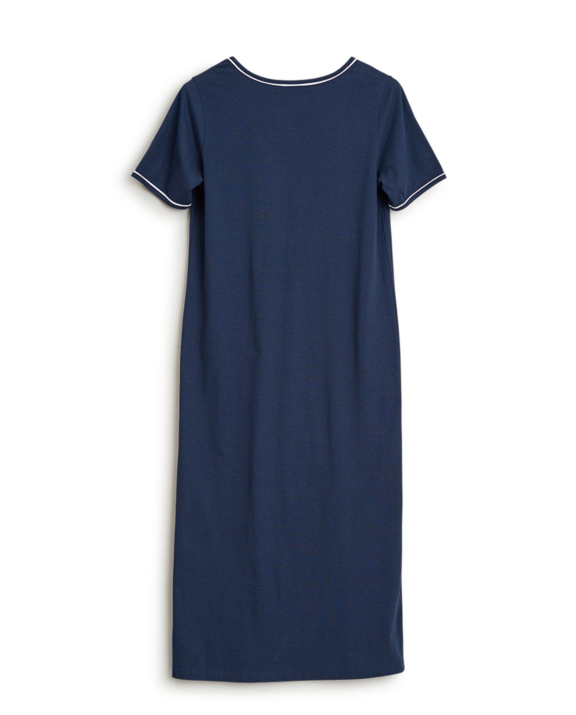 Womens Jersey Nightgown, Blue