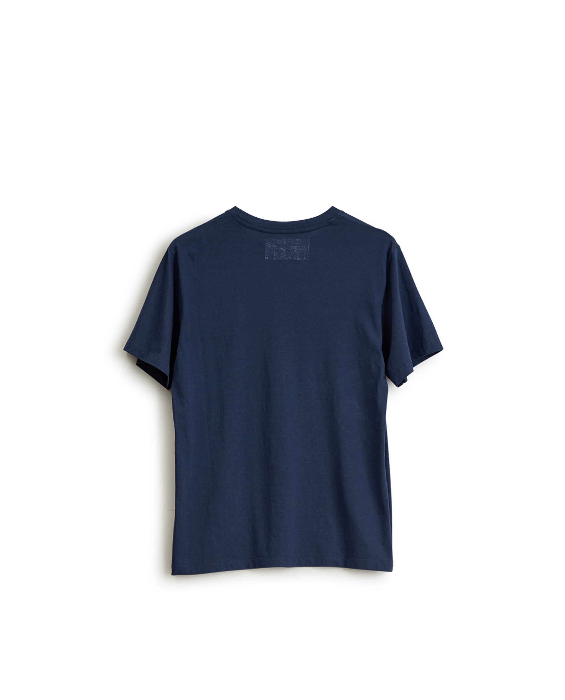 Holiday Men´s Pajama Set, Blue/White