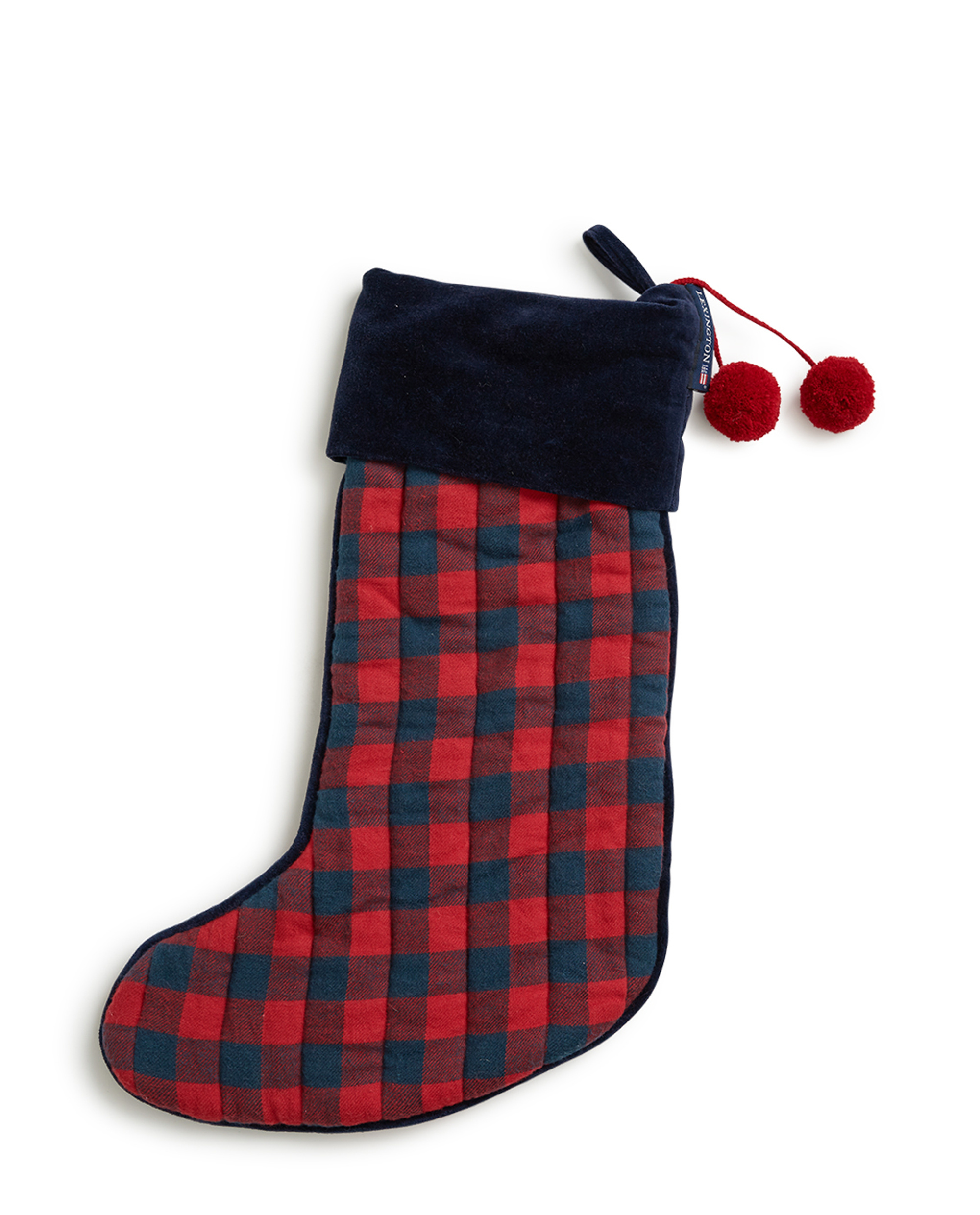 Holiday Stockings, Blue