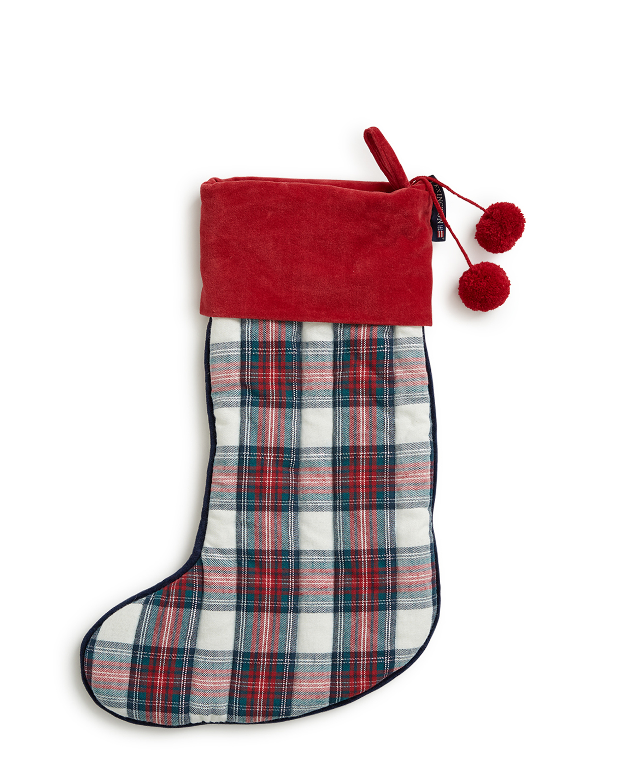 Holiday Stockings, Red