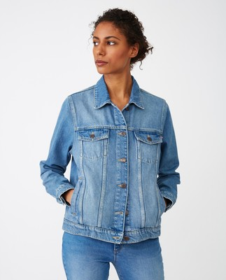 Marcie Blue Denim Jacket