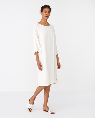 Cammy Dress, White