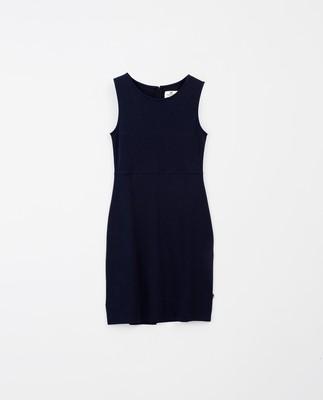 Nellie Tubular Dress, Dark Blue