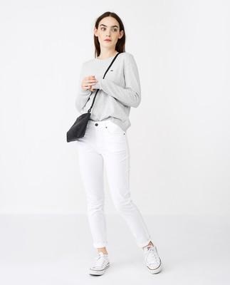 Zoe White Pants
