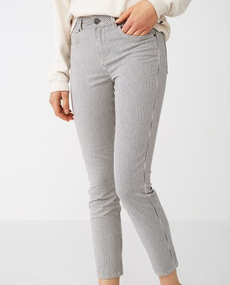 Zoe Striped Pants