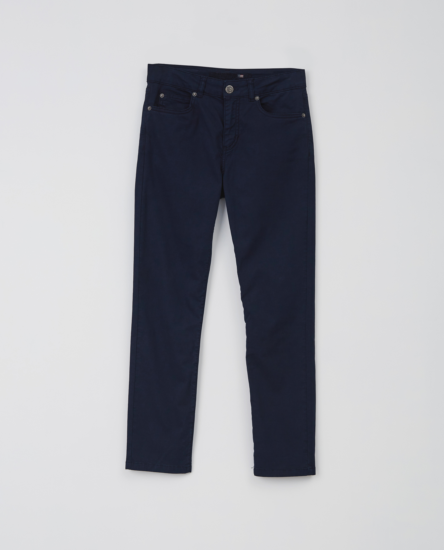 Zoe Navy Pants