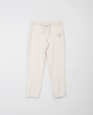 Jenna Pants, Light Beige Melange