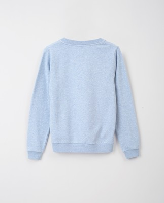 Chanice Sweatshirt, Light Blue Melange