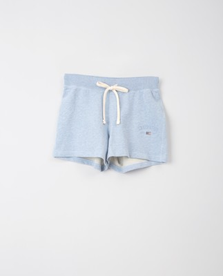 Naomi Shorts, Light Blue Melange