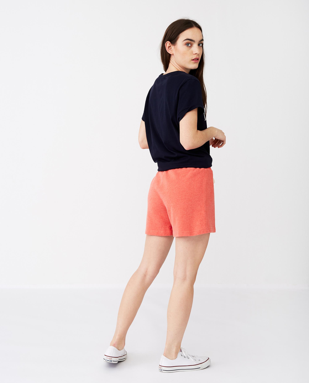 Naomi Shorts, Red Melange