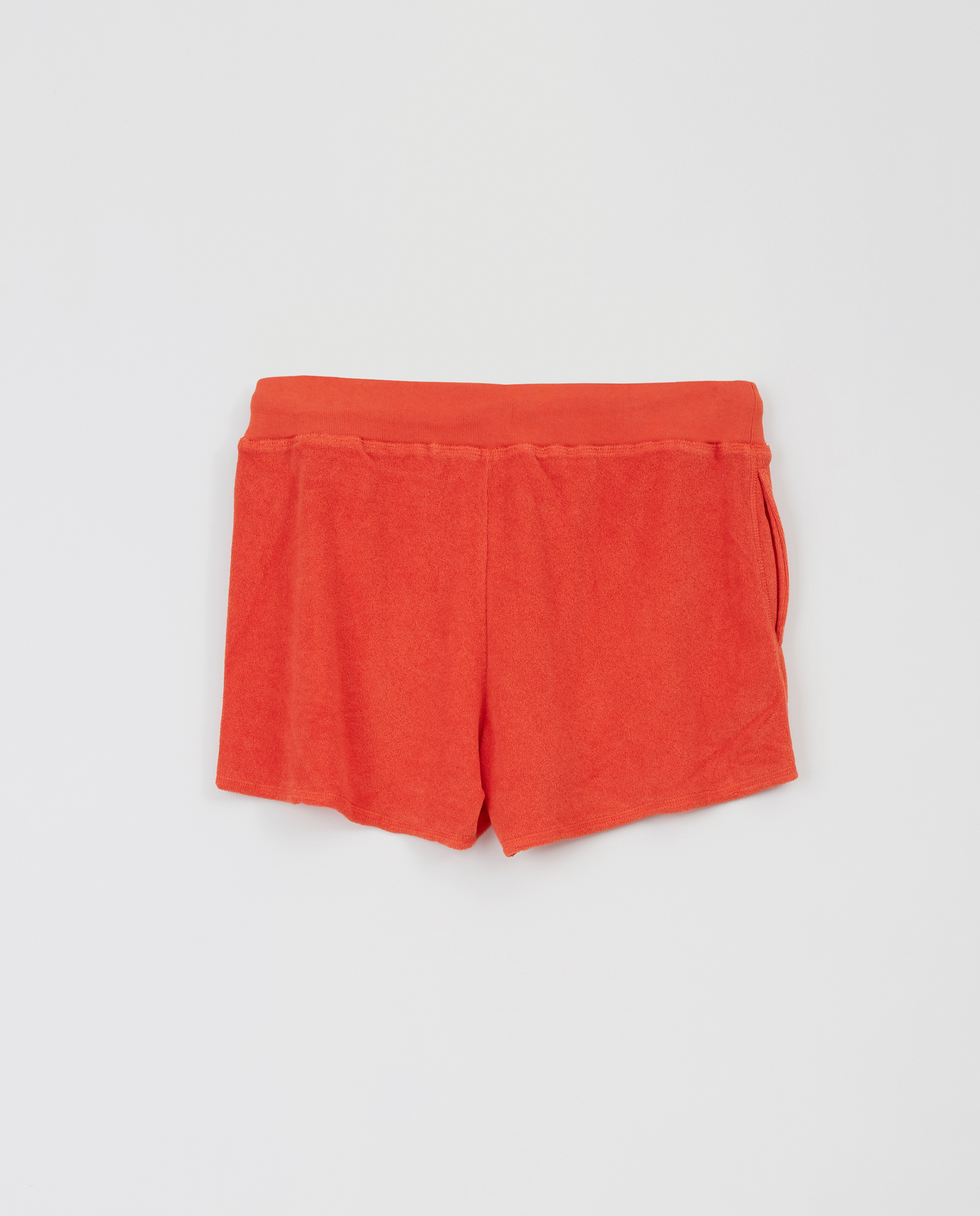 Naomi Terry Shorts, Red