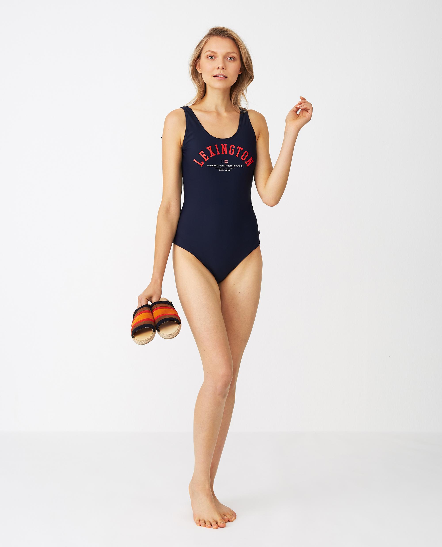 Lisa Swimsuit, Dark Blue