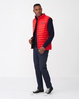 Elmo Vest, Red