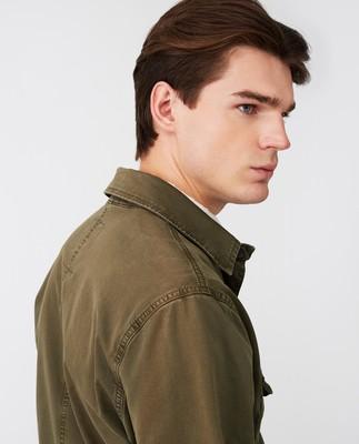 Drake Jacket, Green