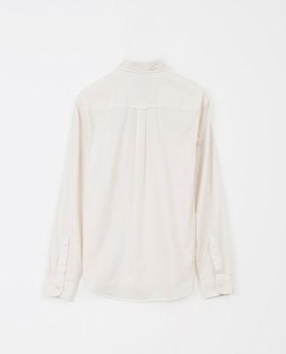Manuel Poplin Shirt, Off White