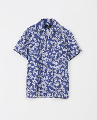 Pablo Shirt, Tropical Print