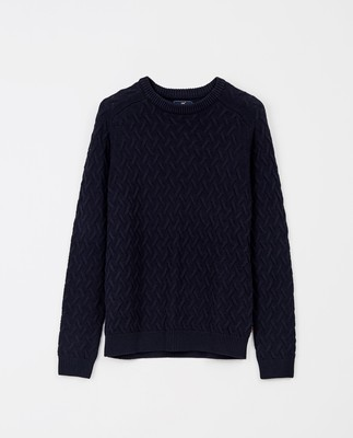 Jerry Sweater, Dark Blue