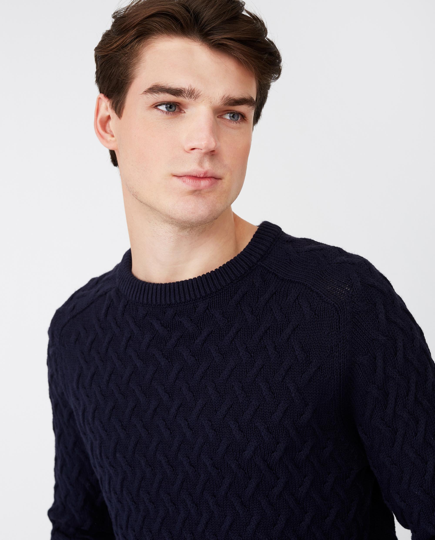 Jerry Sweater, Dark Blue