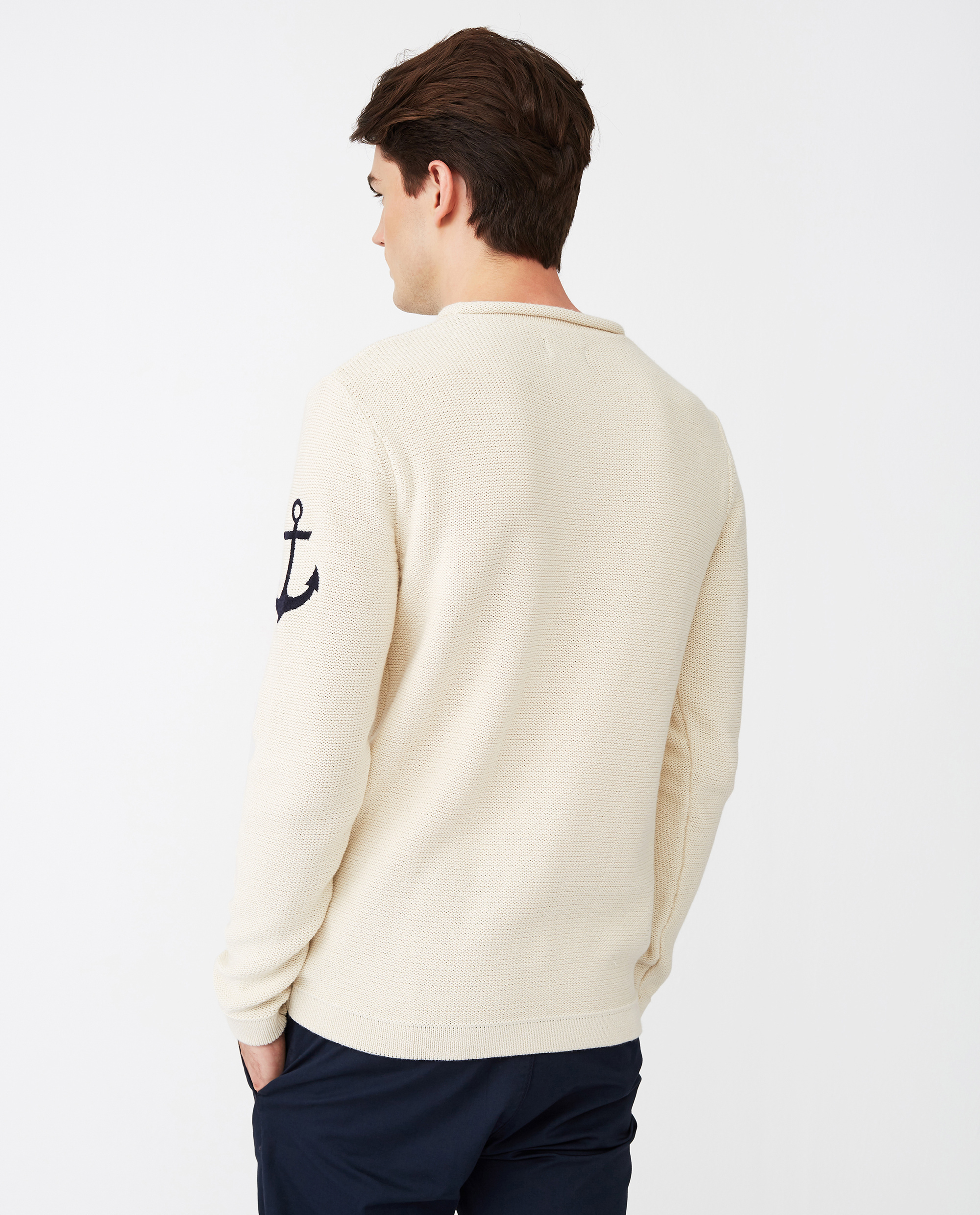 Ronald Sweater, Offwhite