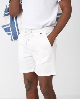 Clifford Shorts ,White