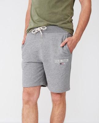 James Jersey Shorts, Gray Melange