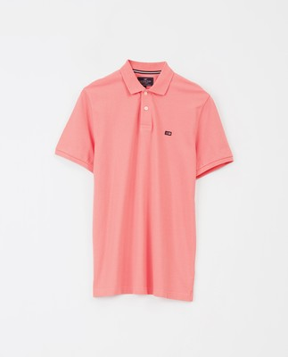 Jeromy Polo Shirt, Pink